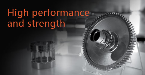 High performance and strength